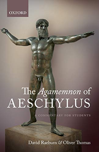 9780199595617: The Agamemnon of Aeschylus: A Commentary for Students