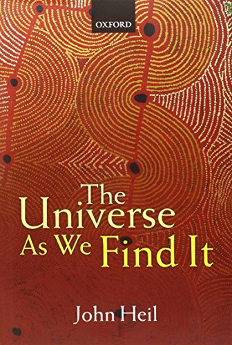 9780199596201: The Universe As We Find It