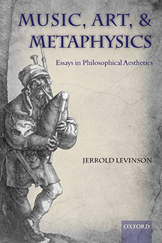 9780199596621: Music, Art, and Metaphysics