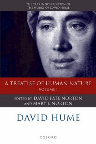 David Hume: A Treatise of Human Nature. Two-volume set.: NORTON, D. F. N.,