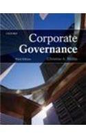 9780199597062: CORPORATE GOVERNANCE,3E