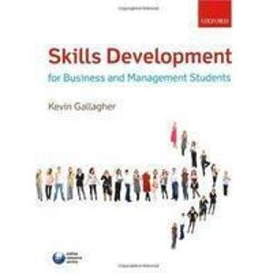 9780199597338: SKILLS DEVELOPMENT FOR BUSINESS AND MANAGEMENT STUDENTS
