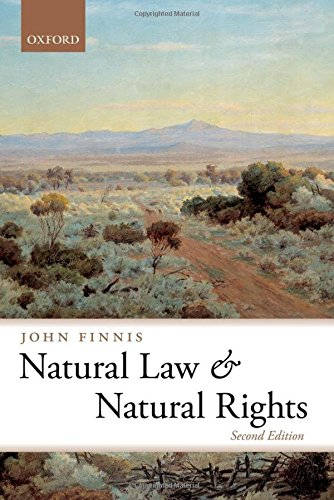 9780199599134: Natural Law and Natural Rights