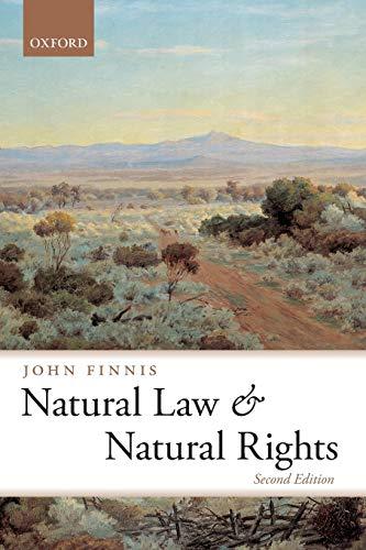 9780199599141: Natural Law and Natural Rights