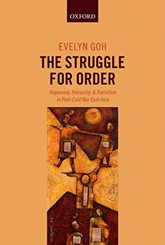 9780199599363: The Struggle for Order: Hegemony, Hierarchy, and Transition in Post-Cold War East Asia