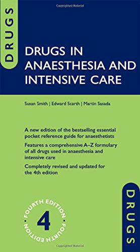 9780199599387: Drugs in Anaesthesia and Intensive Care