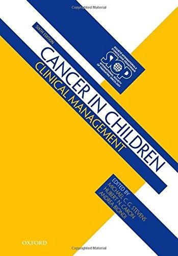 9780199599417: Cancer in Children: Clinical Management