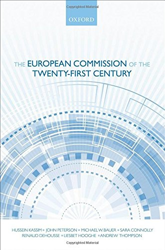 9780199599523: The European Commission of the Twenty-First Century
