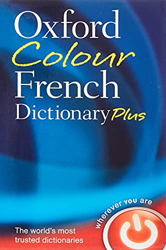 9780199599554: Oxford Colour French Dictionary Plus (English and French Edition)