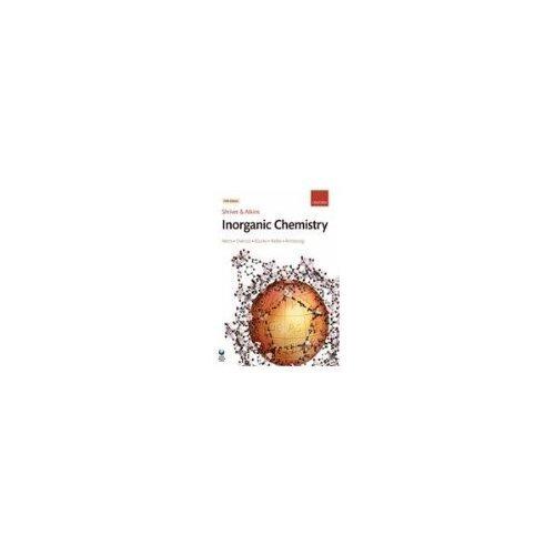 9780199599608: Inorganic Chemistry, 5/E