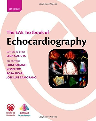 9780199599639: The EAE Textbook of Echocardiography (The European Society of Cardiology Textbooks)