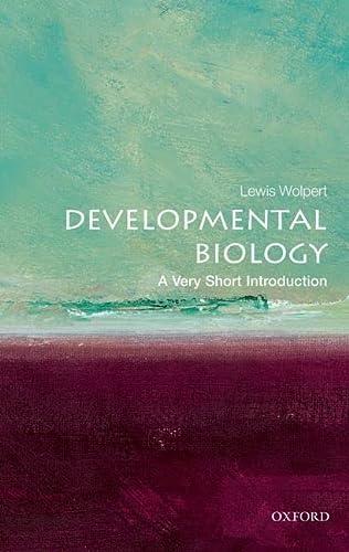 9780199601196: Developmental Biology: A Very Short Introduction (Very Short Introductions)