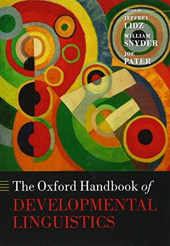 9780199601264: The Oxford Handbook of Developmental Linguistics (Oxford Handbooks)