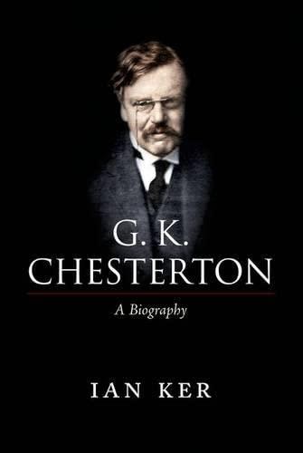 9780199601288: G. K. Chesterton: A Biography
