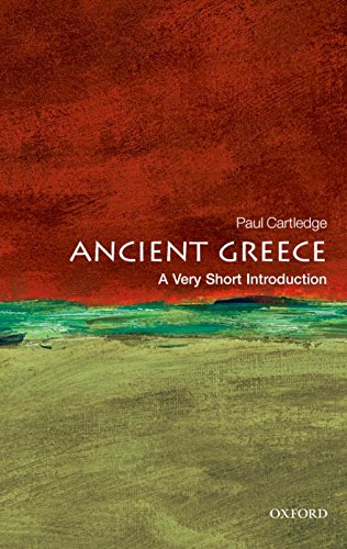 9780199601349: Ancient Greece: A Very Short Introduction