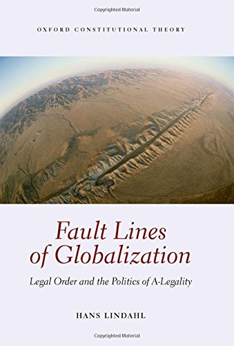 9780199601684: Fault Lines of Globalization: Legal Order and the Politics of A-Legality
