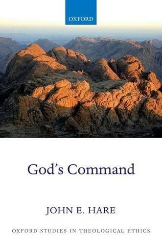 9780199602018: God's Command