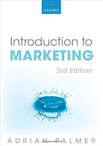 9780199602131: Introduction to Marketing: Theory and Practice