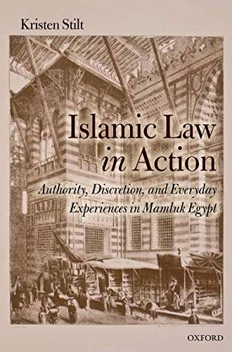 9780199602438: Islamic Law in Action: Authority, Discretion, and Everyday Experiences in Mamluk Egypt