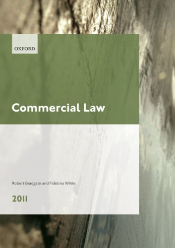 9780199602704: Commercial Law 2011: LPC Guide (Blackstone Legal Practice Course Guide)