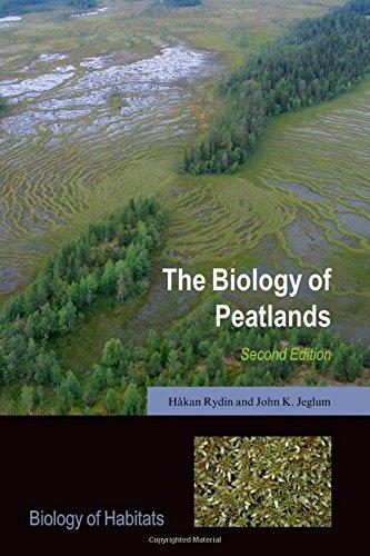 9780199602995: The Biology of Peatlands, 2e (Biology of Habitats Series)