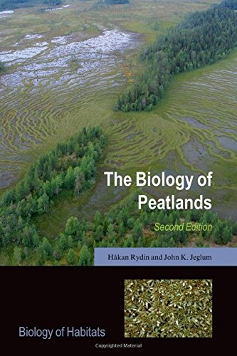 9780199602995: The Biology of Peatlands, 2e (Biology of Habitats Series)