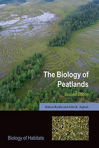 9780199603008: The Biology of Peatlands, 2e (Biology of Habitats Series)