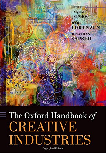 9780199603510: The Oxford Handbook of Creative Industries (Letter of Richard Cobden)