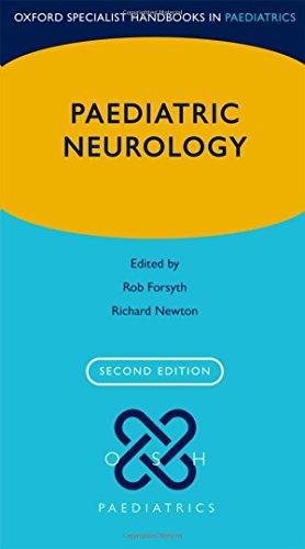 9780199603633: Paediatric Neurology (Oxford Specialist Handbooks in Paediatrics)