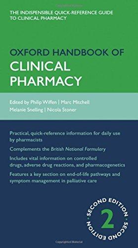 9780199603640: Oxford Handbook of Clinical Pharmacy (Oxford Medical Handbooks)