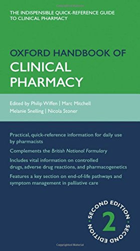 9780199603640: Oxford Handbook of Clinical Pharmacy (Oxford Medical Handbooks)