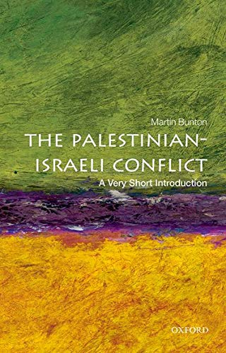 9780199603930: The Palestinian-Israeli Conflict: A Very Short Introduction