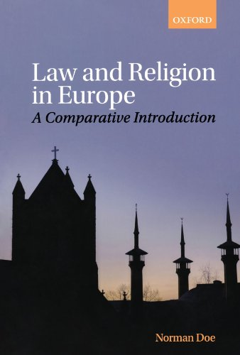 9780199604005: Law and Religion in Europe: A Comparative Introduction