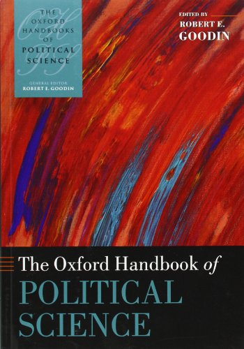 9780199604456: The Oxford Handbook of Political Science (Oxford Handbooks of Political Science)