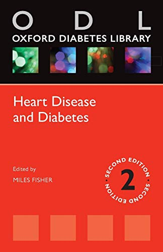 9780199604562: Heart Disease and Diabetes (Oxford Biabetes Library) (Oxford Diabetes Library)