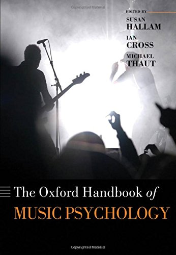 9780199604975: Oxford Handbook of Music Psychology (Oxford Handbooks)