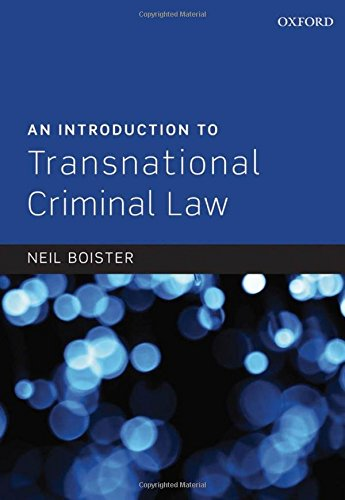 9780199605385: An Introduction to Transnational Criminal Law