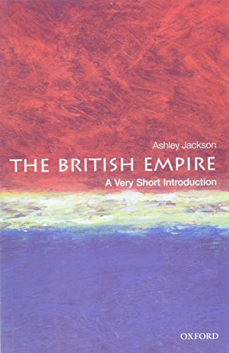 9780199605415: The British Empire: A Very Short Introduction