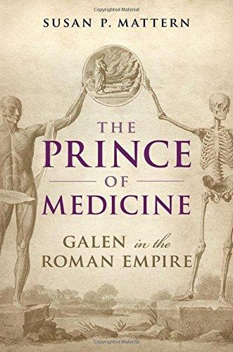 9780199605453: The Prince of Medicine: Galen in the Roman Empire