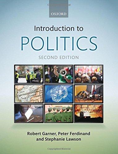 9780199605729: Introduction to Politics