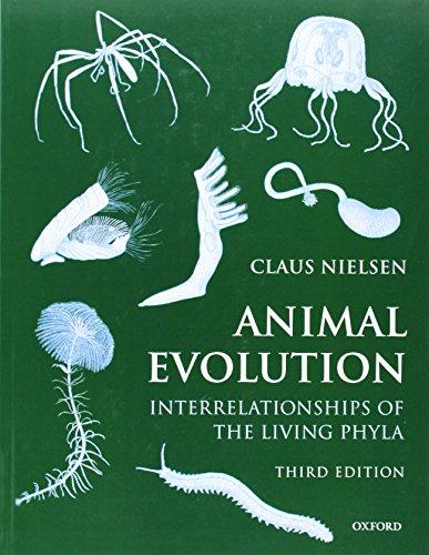 9780199606030: Animal Evolution: Interrelationships of the Living Phyla