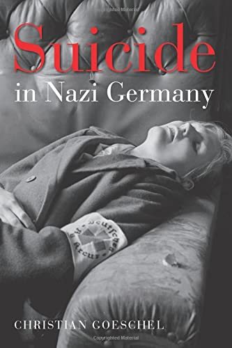 9780199606115: Suicide in Nazi Germany