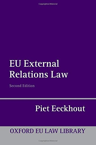9780199606634: EU External Relations Law (Oxford European Union Law Library)