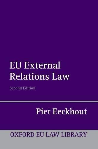 9780199606634: EU External Relations Law (Oxford European Union Law Library)