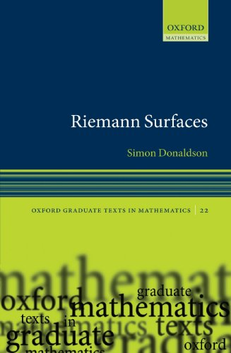 9780199606740: Riemann Surfaces (Oxford Graduate Texts in Mathematics): 22