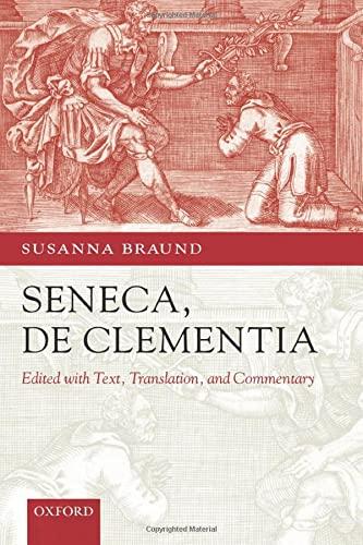 9780199607808: Seneca: De Clementia