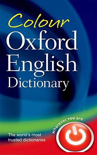 9780199607914: Colour Oxford English Dictionary
