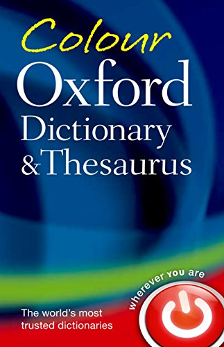 9780199607938: Colour Oxford Dictionary & Thesaurus