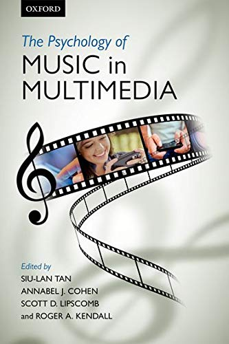 9780199608157: The psychology of music in multimedia