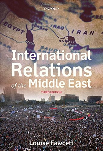 9780199608270: International Relations of the Middle East